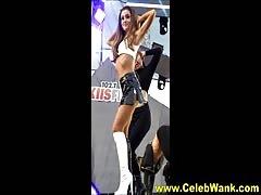 Ariana Grande Nude Leaks plus upskirts