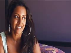 Indian cumming says she's jizzing