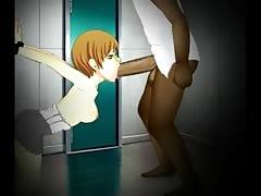 SDT Bondage- Chie Satonaka (Persona 4)