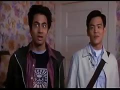 Malin Ackerman - Harold And Kumar ride To White Castle