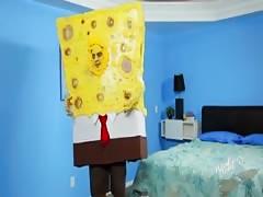 Spongeknob Squarenuts