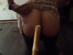 Simatra Scream Cry Pleasure Panties Hard Anal Stocking # 1