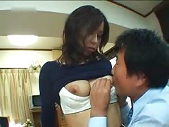 Tysingh - Japanese uncensored lactating hooter feeding