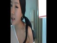 Korean cute and sexy webcam girl
