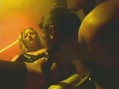 Fetish orgy!