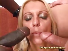 extreme double penetration girl