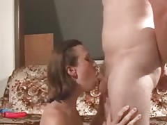 Wife DP with dick and dildo