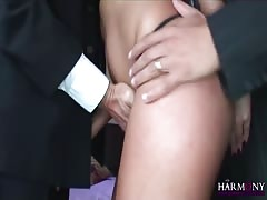harmony VISION ass fucking plowing Nikki Jayne