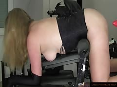 Ass and Pussy Training-Double-Butt Plug-Little Sunshine MILF
