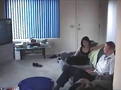 real cheating - hidden cam by his wifey