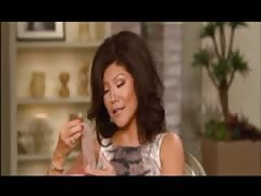 Julie Chen Shows Offs Her milf Feet And gams