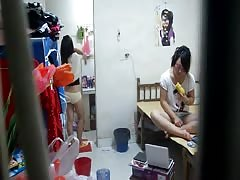 Chinese Dormitory hidden vids