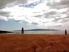 Nude woman Maui 4