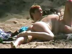 Nice Blowjob on Beach by TROC