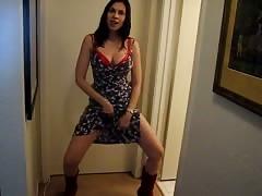 Beauty Strip Nice Tits