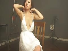 Asian model hidden cam