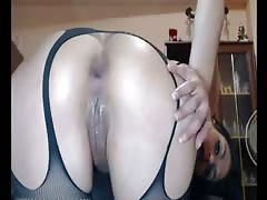 His stepsister love to practice anal and blowjob at home