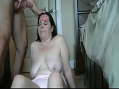 cunt slut housewife deepthroat 4 piss drink
