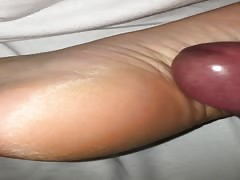 cumin on my friends rough soles pt 1