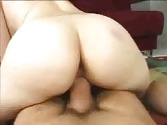 Cock-swallowing gf  is trying out a very ample pecker