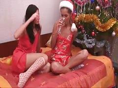 Christmas with Dasha