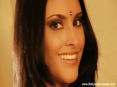 Bollywood indian Girl Smiles