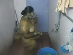 indian chubby mature from BBWCurvy .com