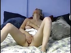 Astonishing pornstar with nice hairstyle is having a wet pussy