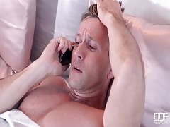 Dreamteam Threesome with Ultra Sexy Nurse Blanche Bradbury a