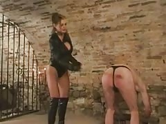 caning funny