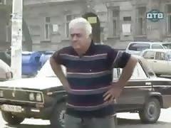 Russian Humor splendid and humorous candid camera
