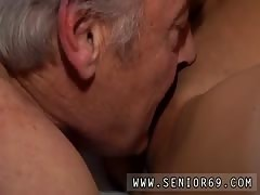 Secretary seduces old boss and old guy forces young girl Bruce a dirty