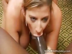Busty Milf Sara Jay Takes On A Black Stud