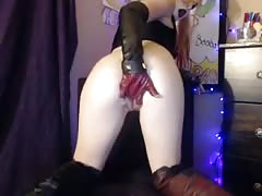 Harley Quinn webcam cosplay