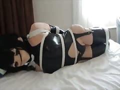 Takao (Kancolle) Kigurumi Bondage and Vibrator