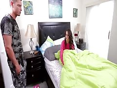 ExxxtraSmall   Step sister Gets Fucked by NOT Older brother!