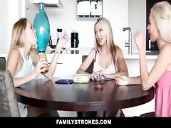 DAD CREEPS ON STEP DAUGHTERS WHILE MOM SLEEPS full movie: bit.ly/25QnlGm