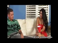 Irresistibly Hot Step Mom Seduces Stepson for Sex
