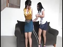 Step-mom tied by Sahrye