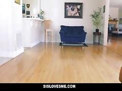 SISLOVESME - SILLY STEP SISTER ALWAYS FALLS FOR TRICKS