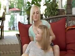 Lesbian Step-Sisters - Kate & Melissa