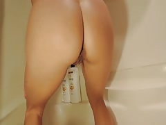 """big piss, step sister in the shower, """"HOT"""""""