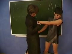 Teacher Seduces Student