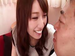 Hot Japanese Former Model Alice part 1
