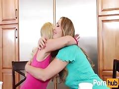 Lesbian Family Affair - Scene 1