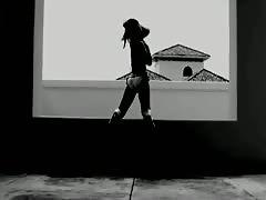 Asian Yuki Jin in Shadow