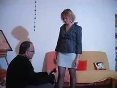 The Saleswoman of Underwear xLx