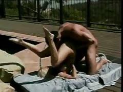 Bitch ramming a big hardcore cock