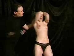 whipping slave teengirl
