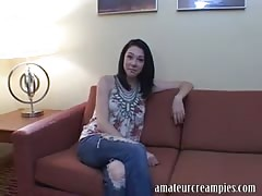 Hanna Lay on Amateur Creampies